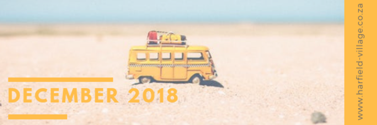 """The end of the year is upon us and what an eventful year it has been. It is often said, """"time flies when you're having fun"""" well this year definitely flew past, in a blink of an eye and it is December again, can you believe it?"""