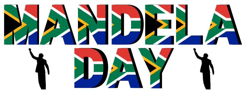 18 July has been declared Nelson Mandela International Day, but as South Africans we take the opportunity to celebrate Nelson Mandela's life for the month of July.