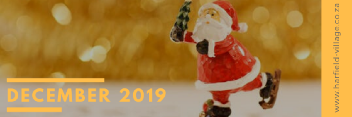 As we come to the end of yet another year, on behalf of the Harfield-Village Online team, we would like to thank each and everyone for your support throughout the year. Special thanks to our local businesses for their generous prizes which they donated throughout the year.