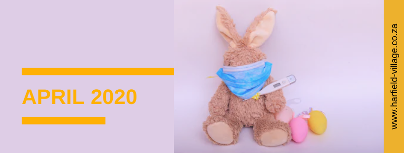 As South Africans, we've all been facing new challenges as measures are put in place to curb the spread of the global Coronavirus (COVID-19) pandemic. As Autumn approaches, so does Easter which may be very different this time during COVID-19.