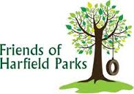We are blessed in Harfield to have a caring bunch of residents who love our parks and all help to look after them. We have 4 lovely parks and we are busy with landscape plans with a theme for each of them - we would love your ideas and your donations of plants, paving stones, manure, compost, worm juice or just about any gardening cast offs.